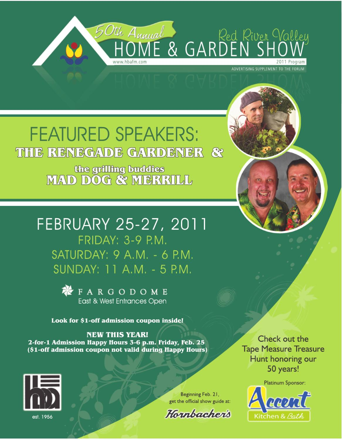 2011 Home & Garden Show Guide by Home Builders Association of F-M ...