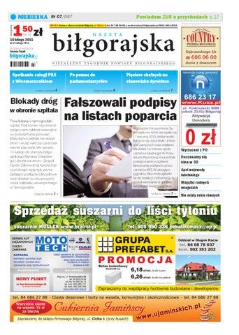 Gazeta Biłgorajska 07 057 By Damian Wolanin Issuu