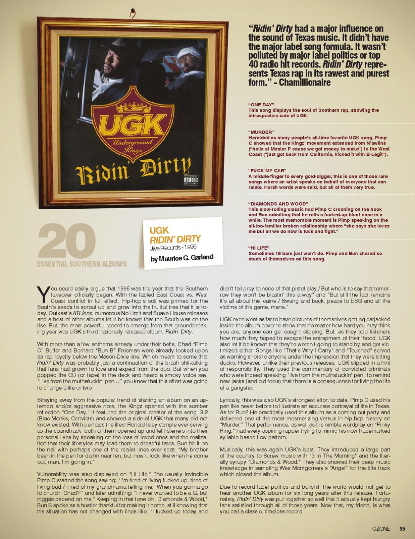 Ozone Mag #46 - Jun 2006 by Ozone Magazine Inc - issuu