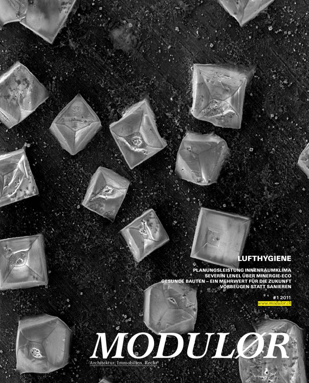 modulor 01 2011 by boll verlag - issuu, Hause ideen