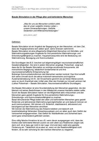page 1 - Wahrnehmungsstorungen Beispiele