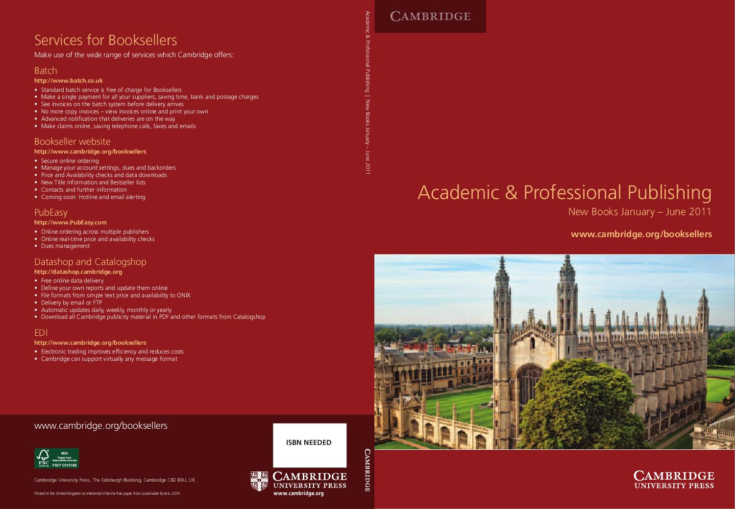 New Books January June By Cambridge University Press Issuu - Invoice maker free download rocco online store