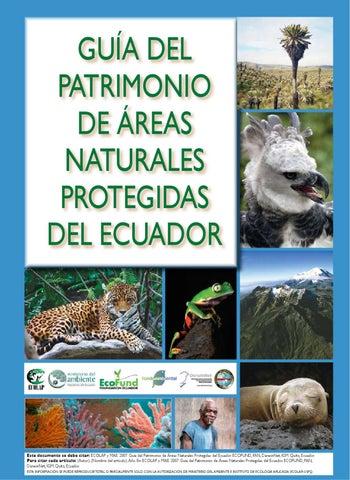 gu237a patrimonio areas naturales protegidas by granturs