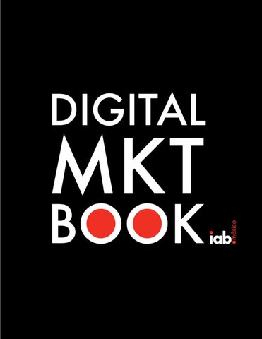 Digital Marketing Book by IAB México - issuu 6144f30286a9