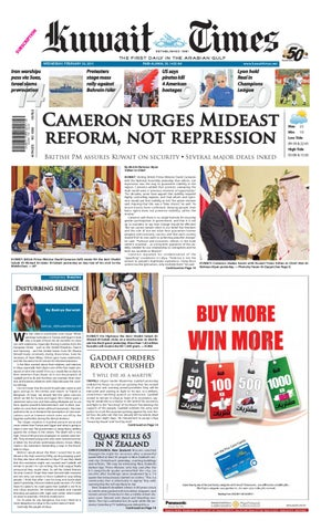 23 Feb by Kuwait Times - issuu