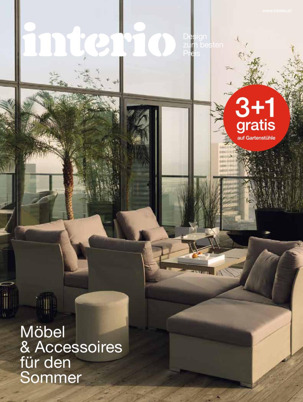 Interio Sommer Katalog 2011 By Aktionsfinder Gmbh Issuu