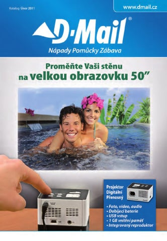 D-Mail Febbraio 2011 CZ by Venro Direct SRL - issuu f674782e08