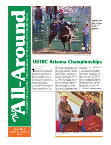2a3025d89c2 The All Around-Mar 2011 by Western Sports Publishing - issuu