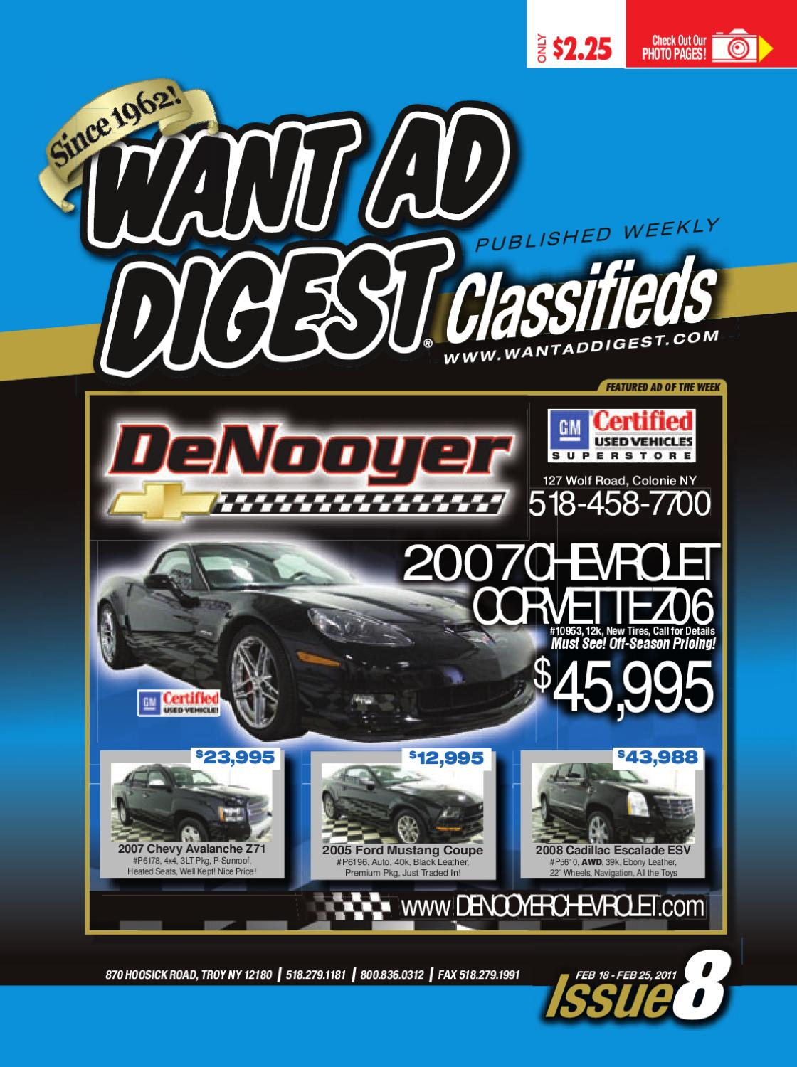 da905c55c8f Want Ad Digest by Want Ad Digest - issuu