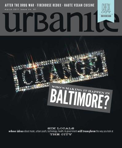 5160a6684d7 March 2011 by Urbanite LLC - issuu