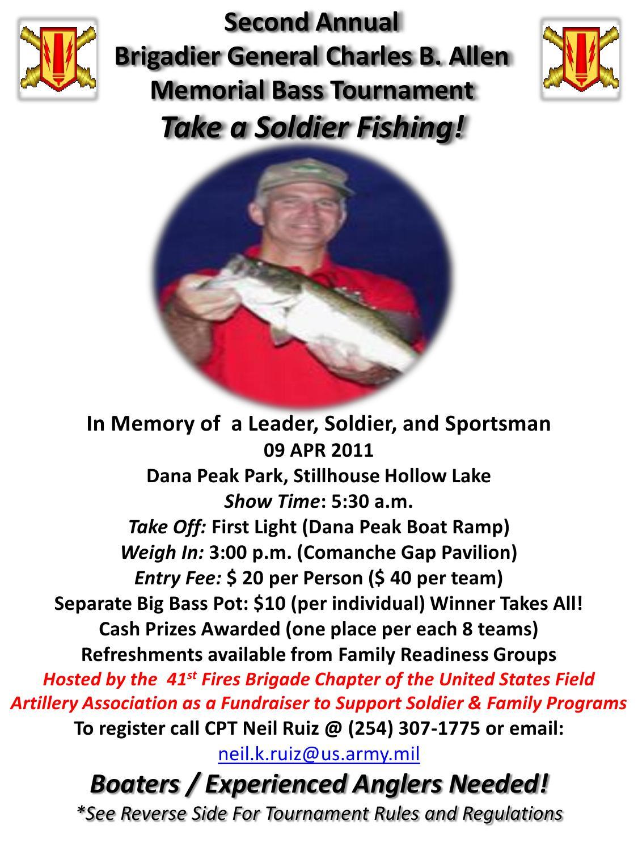 Bg Charles B Allen Memorial Bass Fishing Tournament By Kyle Richardson - Issuu-3452
