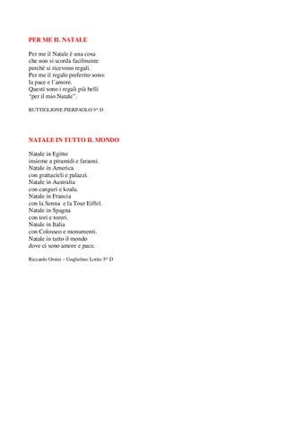 Poesia Natale Rodari.Poesie Di Natale By Istituto Comprensivo Gianni Rodari Issuu