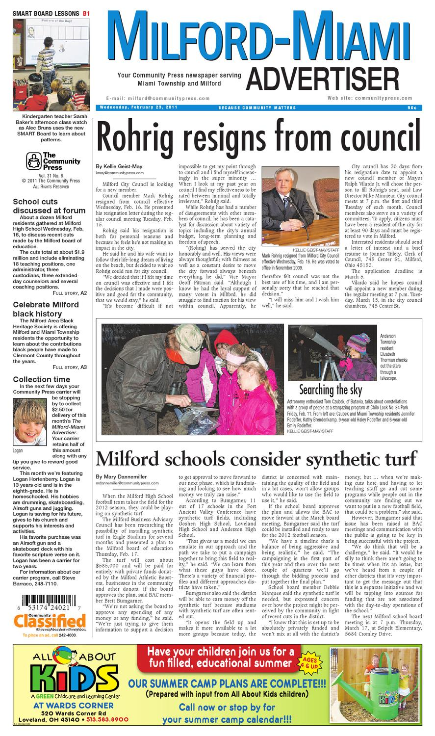 milford-miami-advertiser-022311 by Enquirer Media - issuu