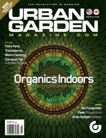 Urban Garden Magazine issuu