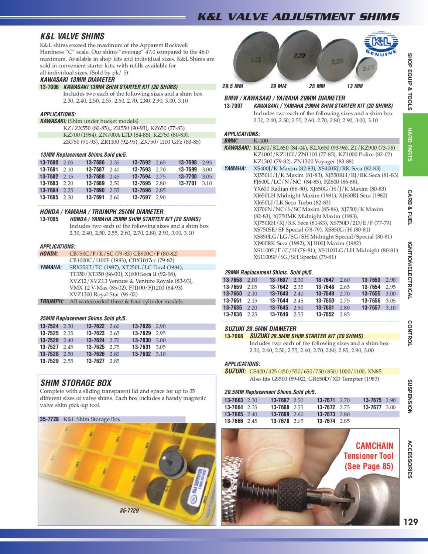 K&L Supply 2011 Catalog