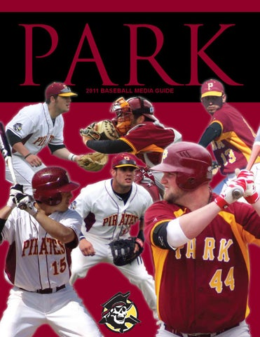 2011 Park Baseball Media Guide By Park Athletics Issuu