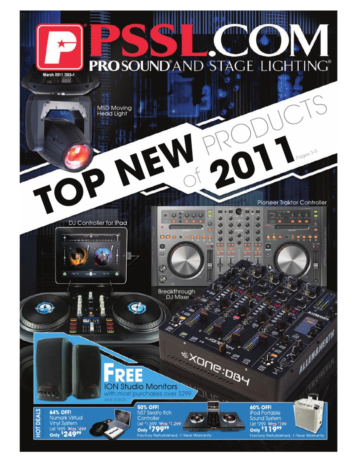 2011-03-March by PSSL com - ProSound & Stage Lighting - issuu