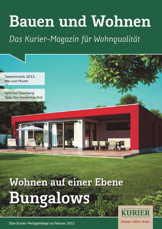 Bungalows by Nordbayerischer Kurier GmbH & Co. Zeitungsverlag KG - issuu