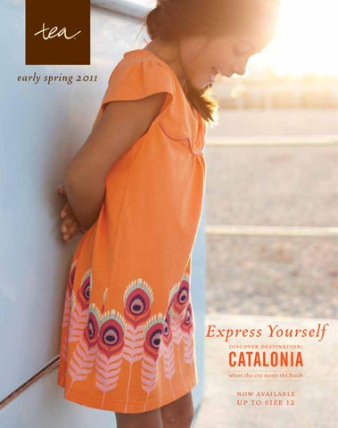 c20b85844 Tea Collection - Discover Destination: Catalonia (Spring 2011) by ...