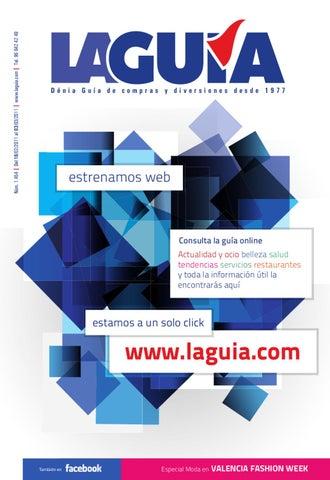 aba7b0b290 DéniaGuia1454 by La Guia De Todos - issuu