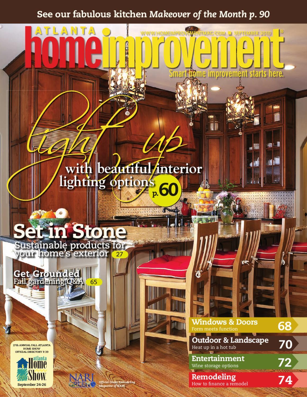 Atlanta Home Improvement 0910 By My Magazine