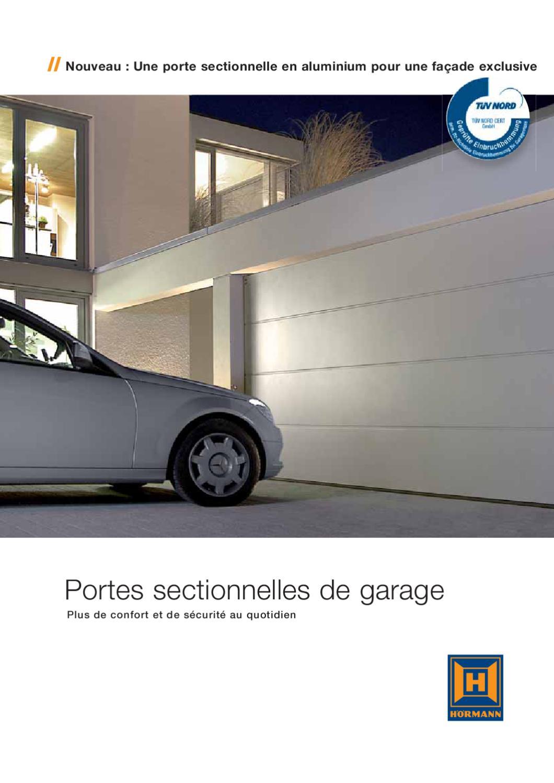 Porte De Garage Hormann Pas Cher portes sectionnelles de garage hörmannmacbear franck - issuu
