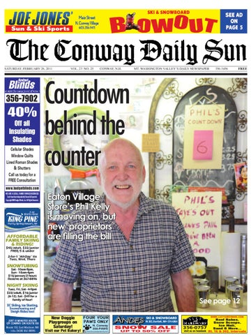 7409d1c7c53 The Conway Daily Sun