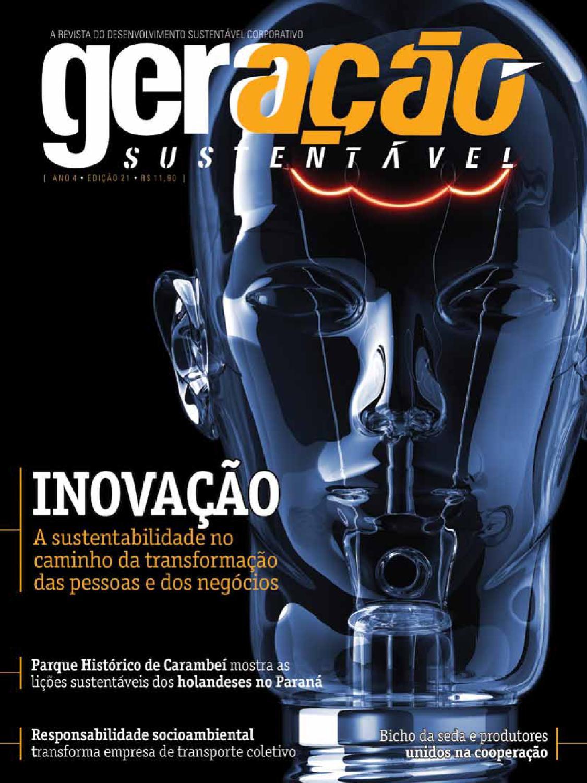 df46ae66d455e Edição 21 by Revista Geração Sustentável - issuu