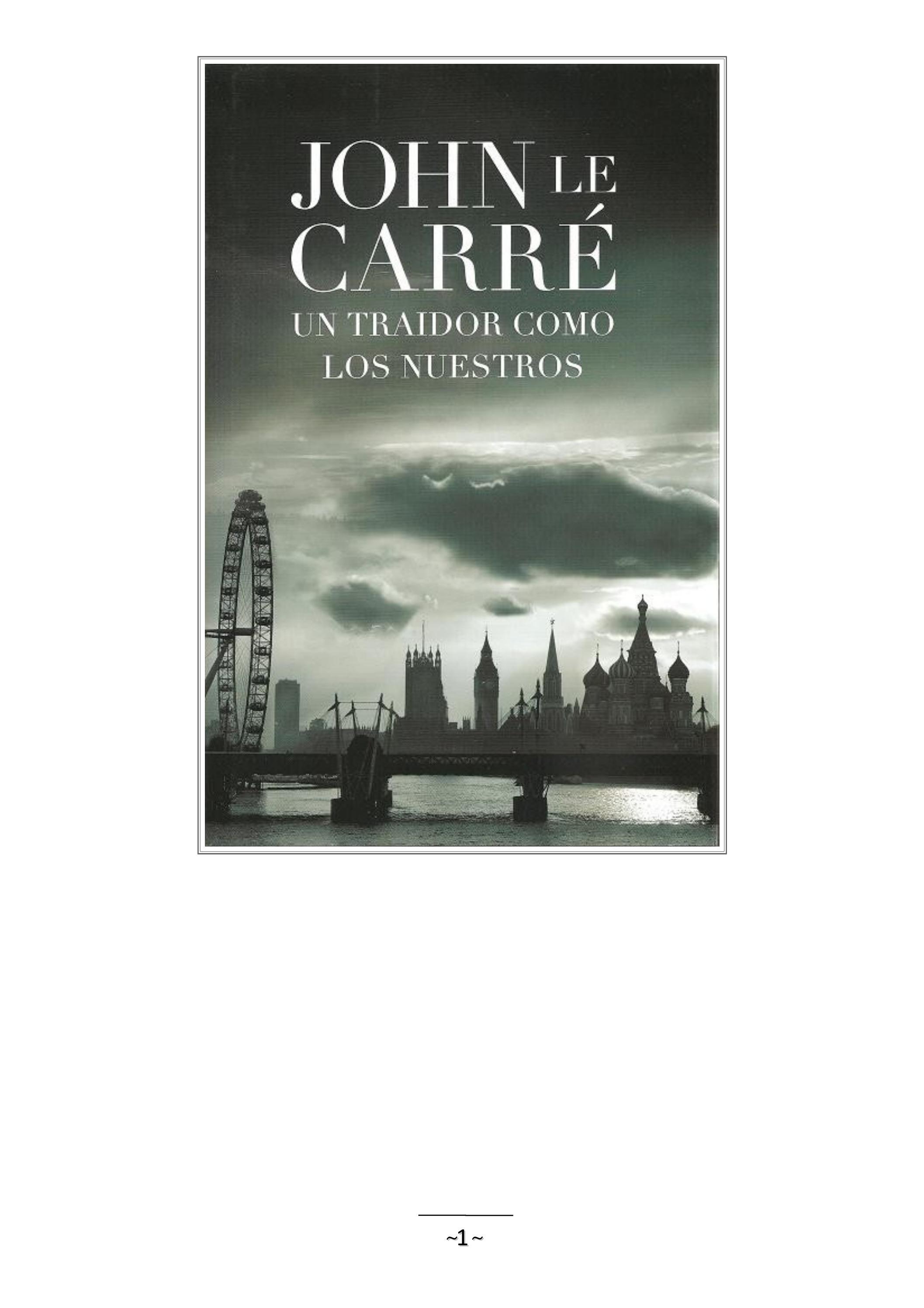 f2e2151e2 un traidor como los nuestros by Carolina Larrain - issuu