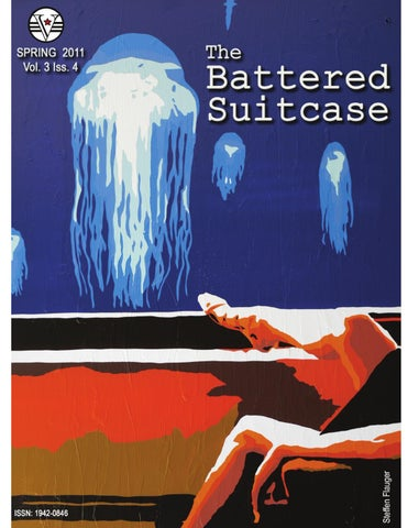 The Battered Suitcase Spring 2011 by Vagabondage Press LLC - issuu b2c3a7f3d6d5b