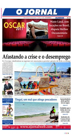 6b756a68f7db8 OJORNAL 27 02 2011 by Eduardo Vasconcelos - issuu
