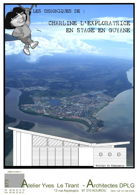 rapport de stage stage darchitecture en guyane by