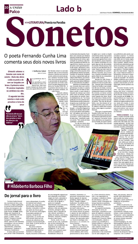 Jornal A UNIÃO by Jornal A União - issuu