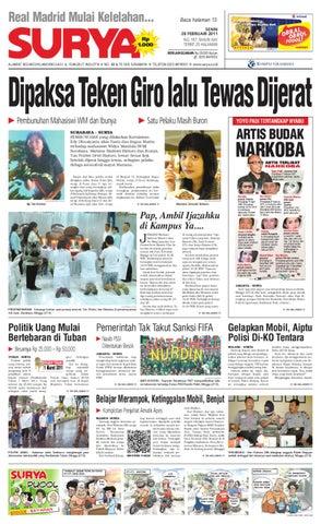 Surya Edisi 28 Februari 2011