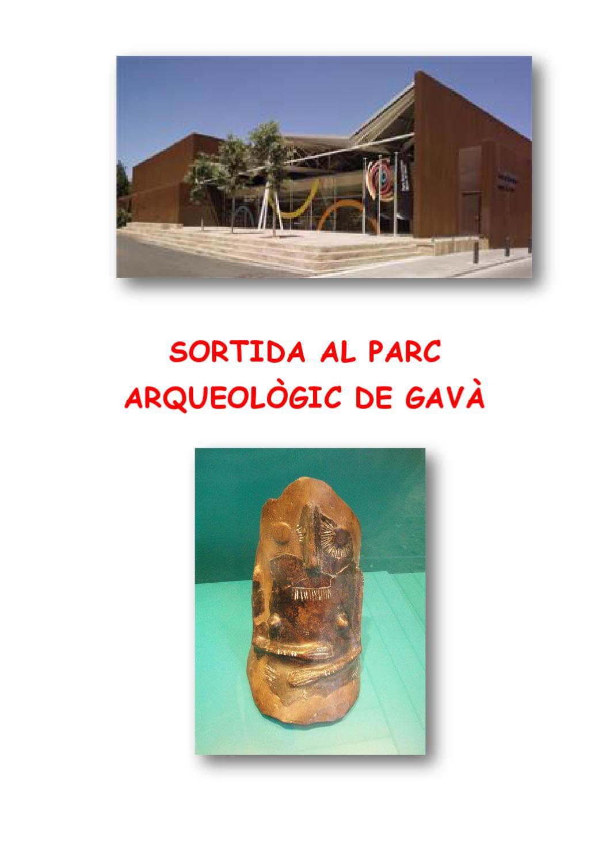 Mines de gav by bdomingu issuu for Trabajo en gava
