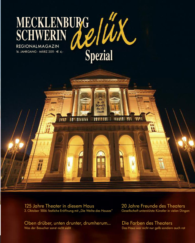 Mecklenburg Schwerin delüx Spezial März 2011 by Delego ...