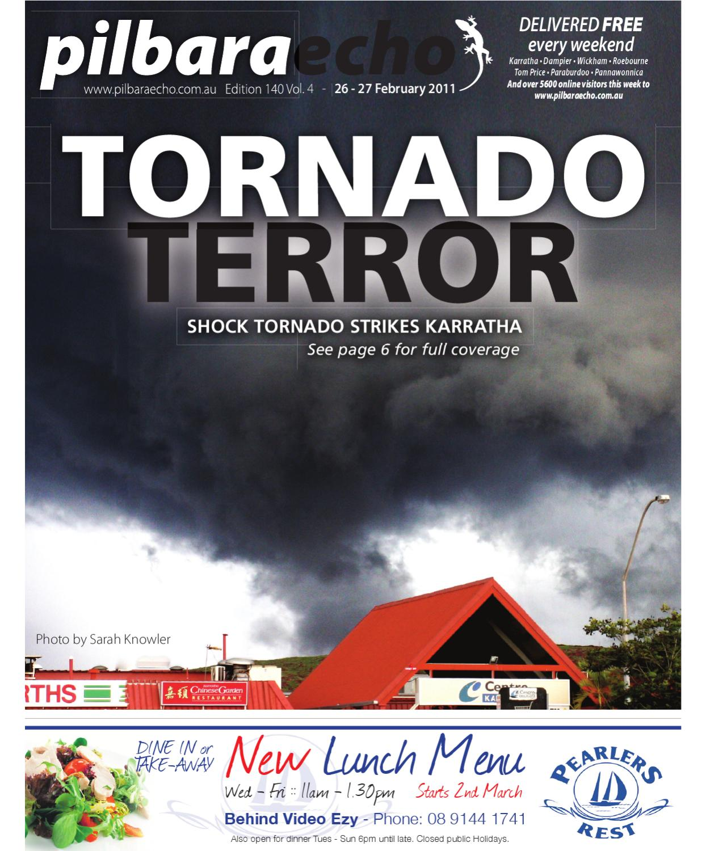 Pilbara Echo Edition 140 (26 - 27 February 2011) by Pilbara ... on