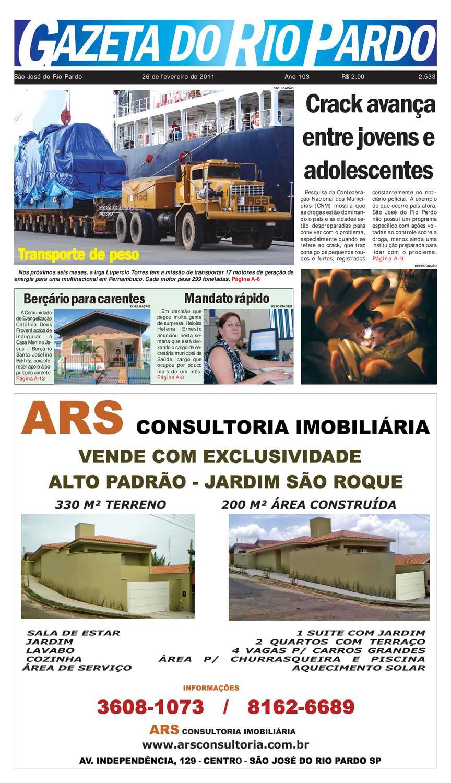 Gazeta do Rio Pardo 2533 by Gazeta do Rio Pardo - issuu 5c13fb66ef93d