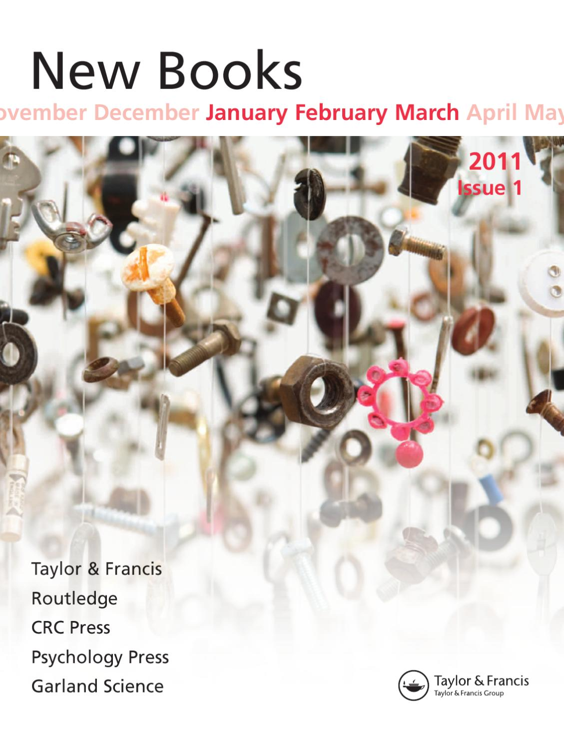 Seasonal January - March 2011 (UK) by Routledge Taylor & Francis ...
