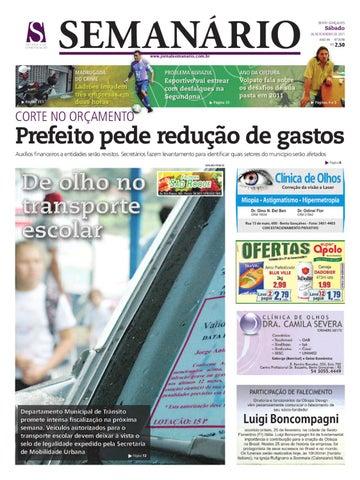 7988d8a1ca8 26 02 2011 - JORNAL SEMANÁRIO by jornal semanario - issuu