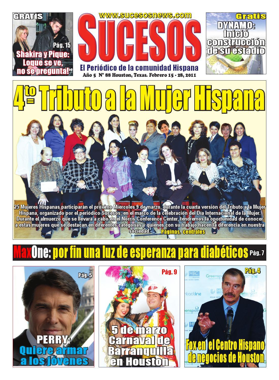 sucesos edicion 88 by Pedro Arevalo - issuu