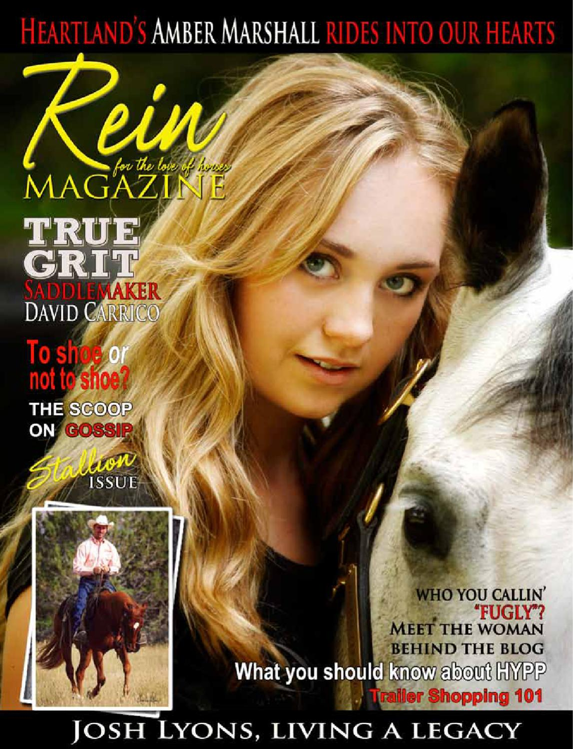 Spring Rein 2011 By Susan Pennell Issuu