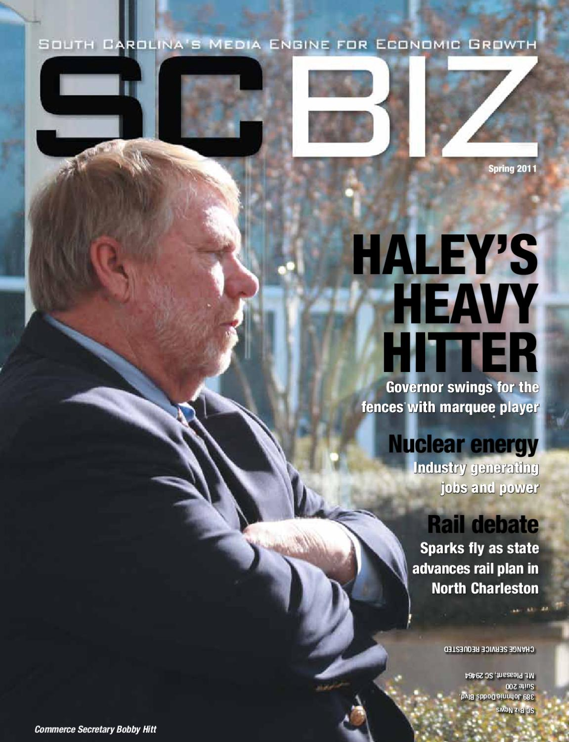 2011 SC Biz Issue 1
