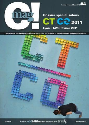 C!mag  4 - Spécial CTCO 2011 by 656 Editions - issuu d20eaf698c9