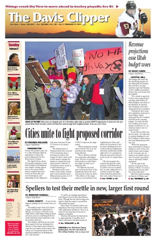 Davis Clipper Feb 27 2011 by Davis Clipper - issuu 40fc115679c