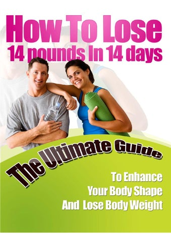 Lose stomach fat in 10 days