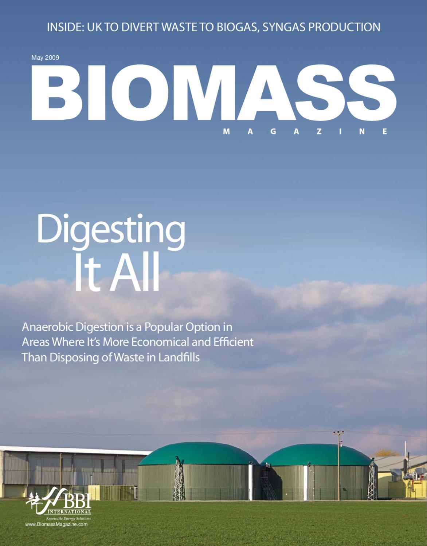 Biomass Magazine - May 2009 by BBI International - issuu