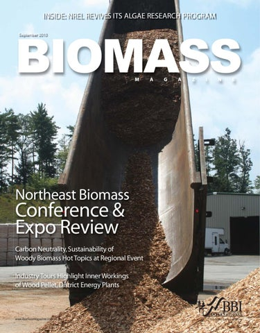 Biomass Magazine - September 2010 by BBI International - issuu