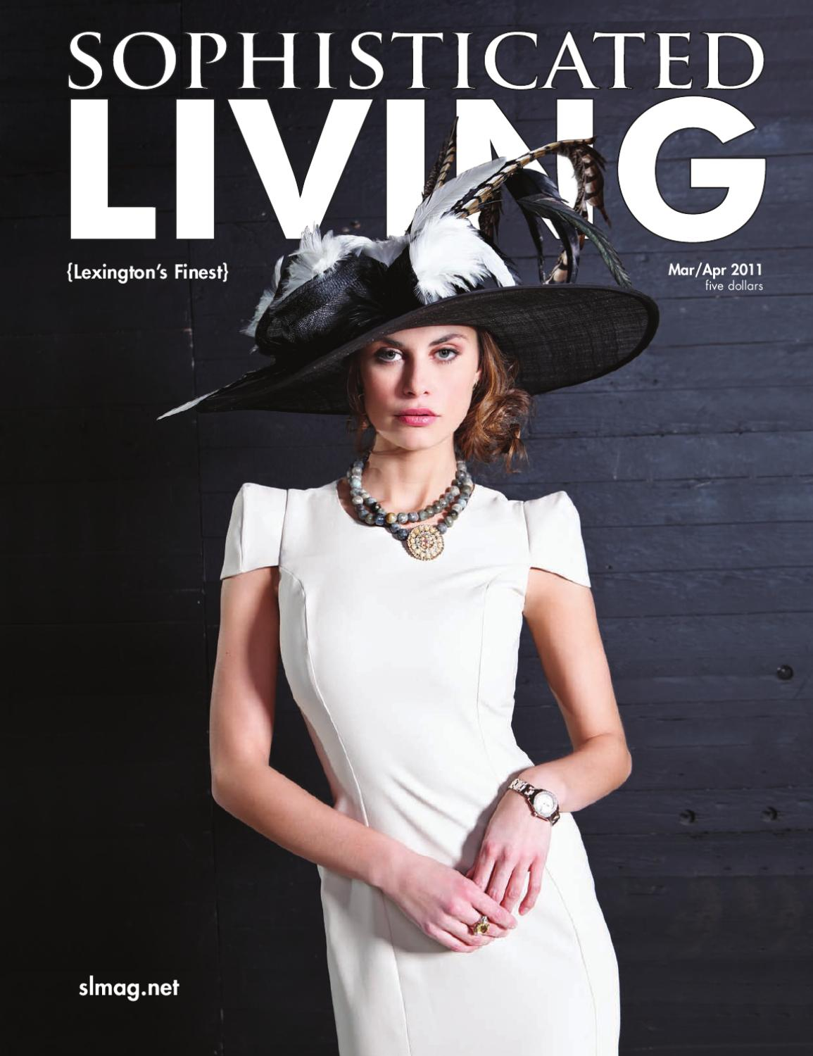 Sophisticated Living Lexington March/April 2011 by Williams Media - issuu