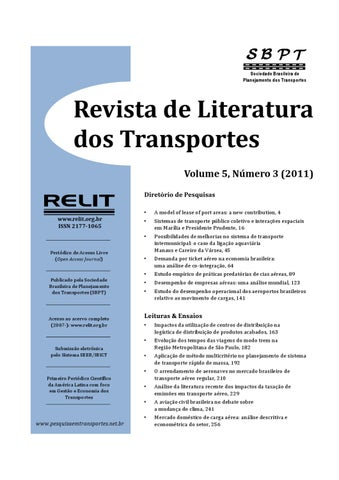 Relit vol 5 n 3 2011 by alessandro oliveira issuu page 1 fandeluxe Image collections